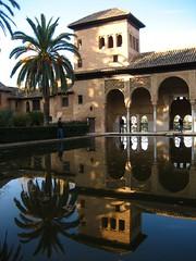 Alhambra - Nasrid Palaces