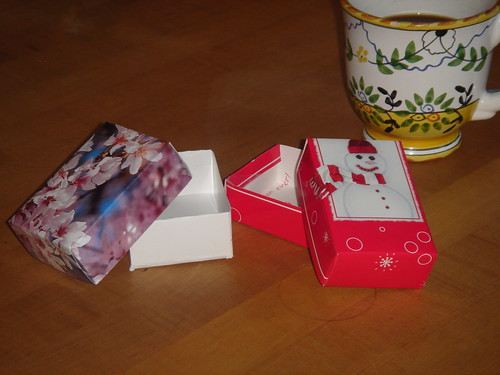 Gift Box Tutorial 9
