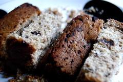 Vanilla & Choc Bread (Prestoniana) Tags: food breakfast bread chocolate wheat grain whole integral vanilla pan desayuno