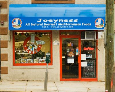 Joeyness