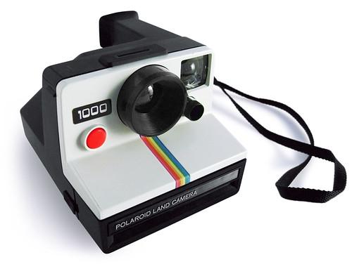 Polaroid 1000 Camera, 1977