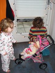 Een mooie nieuwe baby & buggy (knoorvanwijngaarden) Tags: noor