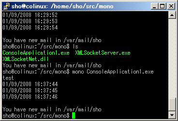 C# on Mono