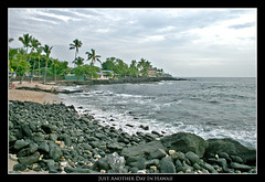 Along Ali'i Drive-Big Island Hawaii (R. J. Malfalfa) Tags: hawaii bigisland 2008 kona hawaiibeach konacoast bekind konahawaii aliidrive malfalfa