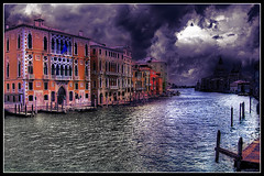 Muerte en Venecia (título original: Morte a Venezia) / Mort à Venise (Nicolas Moulin (Nimou)) Tags: italy photoshop workshop venecia retoque