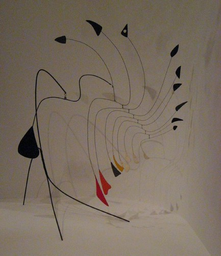 More Calder in the East Wing