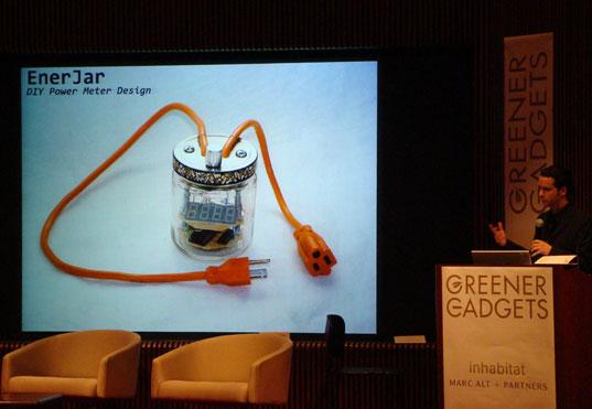 Greener Gadgets Conference: EnerJar