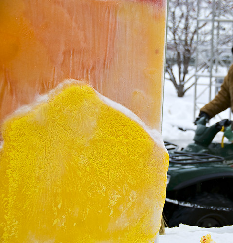 Yellow Icicle
