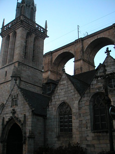 morlaix colombages