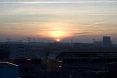 Sonnenuntergang II (n3m0|net) Tags: sonnenuntergang marzahn