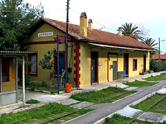 / Derveni (Dimitris G.) Tags: station train hellas greece ose derveni anawesomeshot colorphotoaward