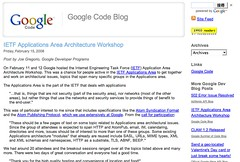 Google Code Blog