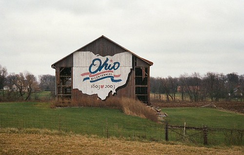 Paulding County Ohio. (#40) Ohio Bicentennial Barn, Paulding County | Flickr - Photo Sharing!