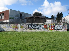 Horfield Common 11/ 16 (Z303) Tags: streetart bristol grafffiti