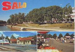 FI-58451 (vergi) Tags: finland postcard salo multiview