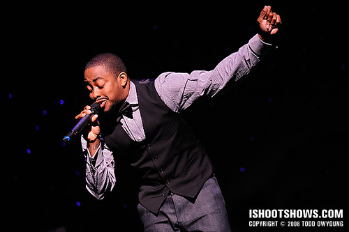 Raheem DeVaughn @ the Fox Theatre -- 2008.03.26