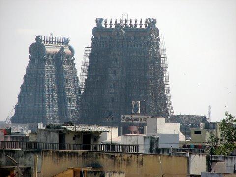 meenakshi kovil gopuram 260308