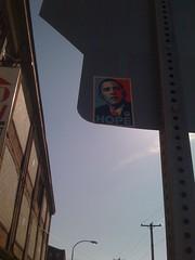 HOPE (nickzegel) Tags: philadelphia sticker fairey philly obama shepard barack obamarama