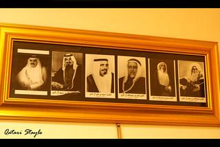 * ▌→ حكام دولة قطر ←  ▌*