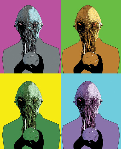 Ood Pop Art