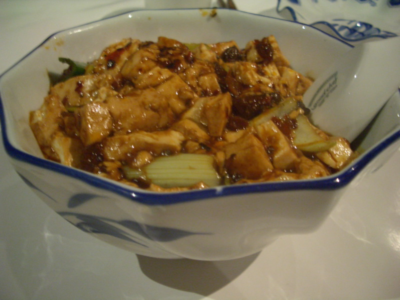 Ma Po Tofu at Post-Deng