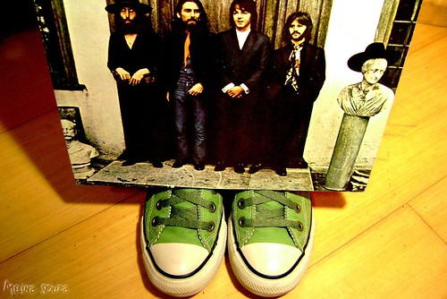 Converse with The Beatles
