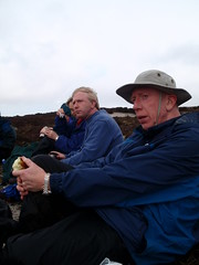 Lunch at the Brandy Pad after Slieve Beg