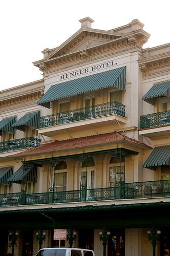 Menger Hotel, San Antonio, TX