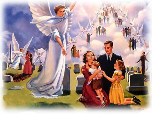 ressurreição dos justos