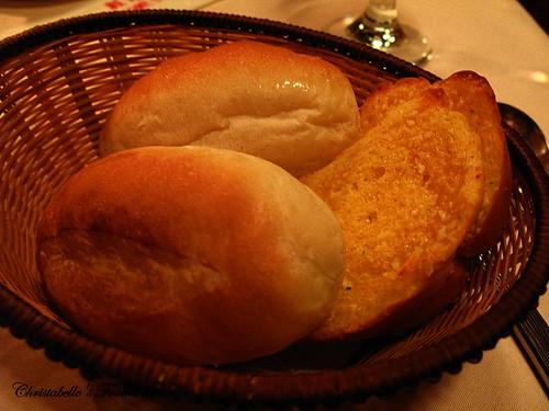 紅屋牛排麵包