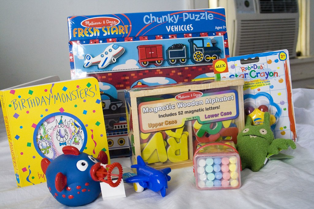 Lucy's Second Birthday Gifts