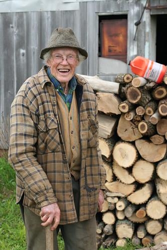 Shelby - Hettinger Farm - Grandpa