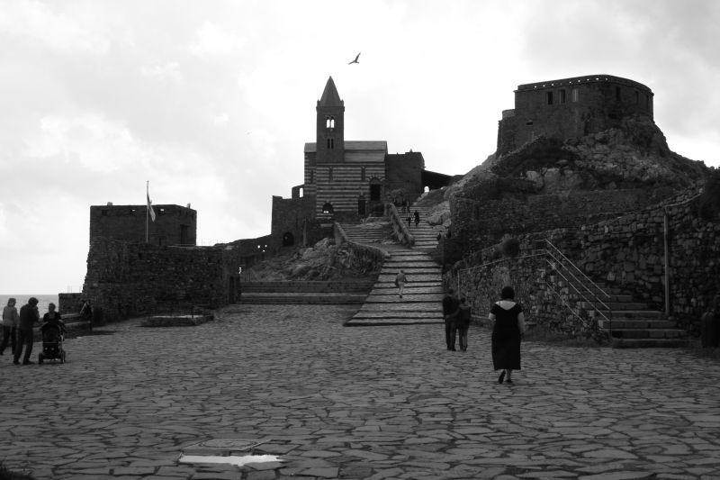 Porto Venere - Church