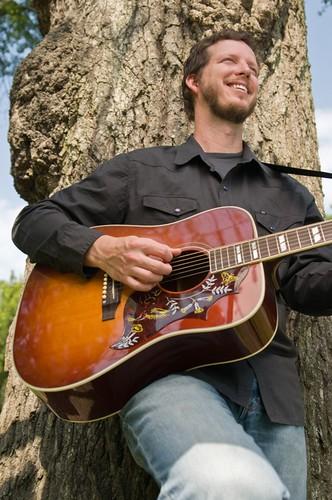 John With Guitar #2