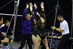 2017-02-11 UW vs ASU 53 (Susie Boyland) Tags: gymnastics uw huskies washington