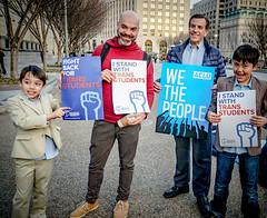 2017.02.22 ProtectTransKids Protest, Washington, DC USA 01061