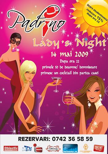 14 Mai 2009 » Lady's Night