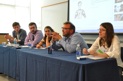 Faculty, Instructional Technologist, and Students Present at Faculty Academy 2009