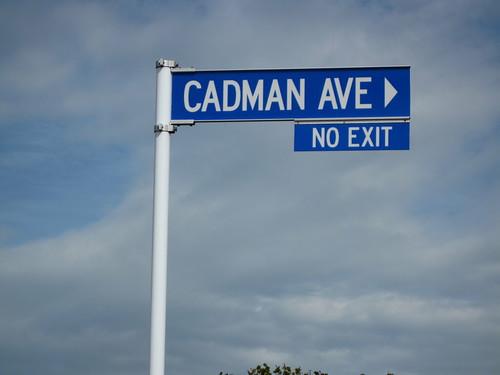 Cadman Ave