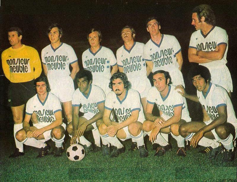 bastia 1973-74