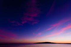 [フリー画像] 自然・風景, 空, 夕日・夕焼け・日没, オーストラリア, 201106100700