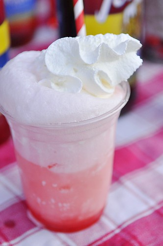 Italian Soda Graduation Party Ideas
