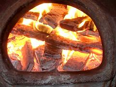 Fire! Fire! Fire! (Fijiwriter) Tags: abstract fire chimenea