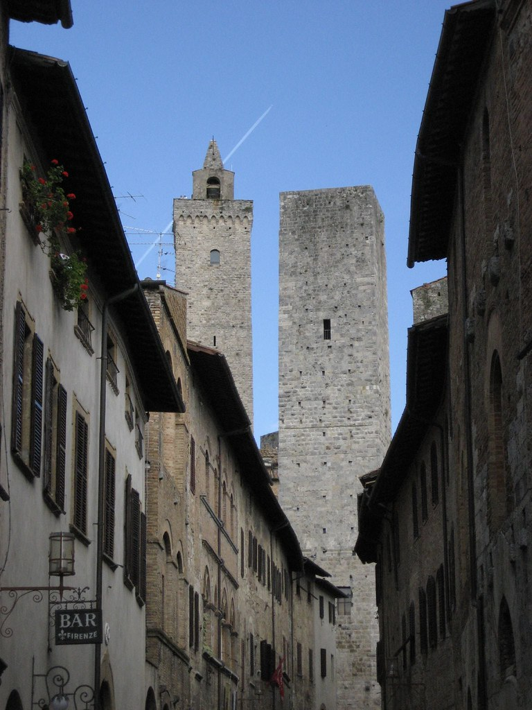 Tuscany towers