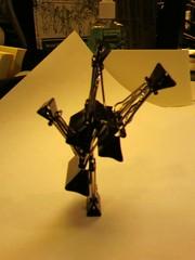 An Acrobatic Robot!