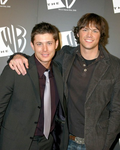 jensen ackles and jared padalecki. Jared Padalecki and Jensen