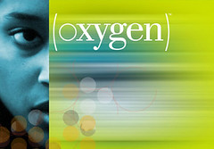 Oxygen Presentation Cover (Summerized) Tags: oxygen presentation keynote powerpoint