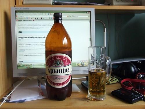Krynica - piva śvietłaje