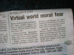 A Little Moral Panic, Please by cogdogblog, on Flickr