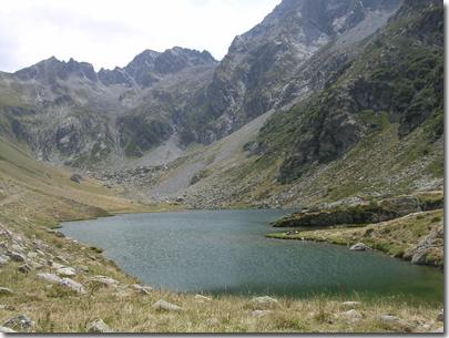 Il Lac del Vei del Bouc